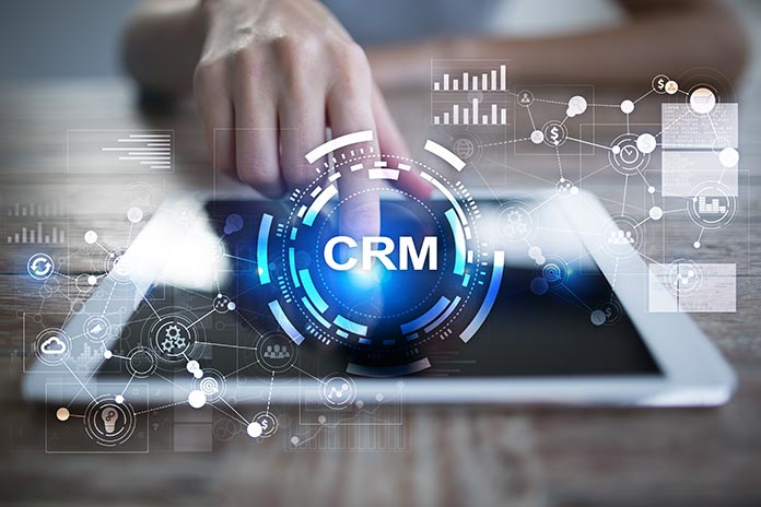 CRM sistem