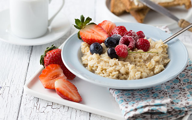Zajtrk pred službo