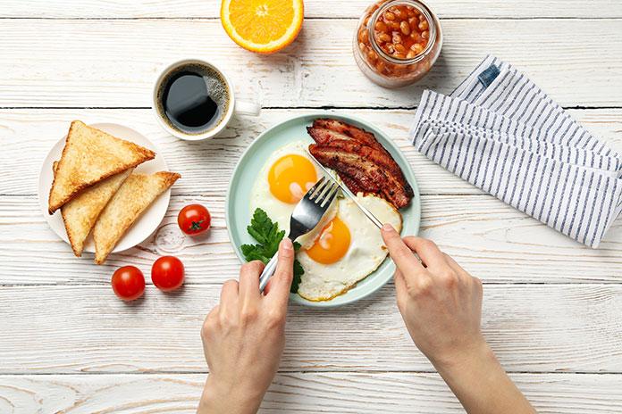 Zajtrkovanje
